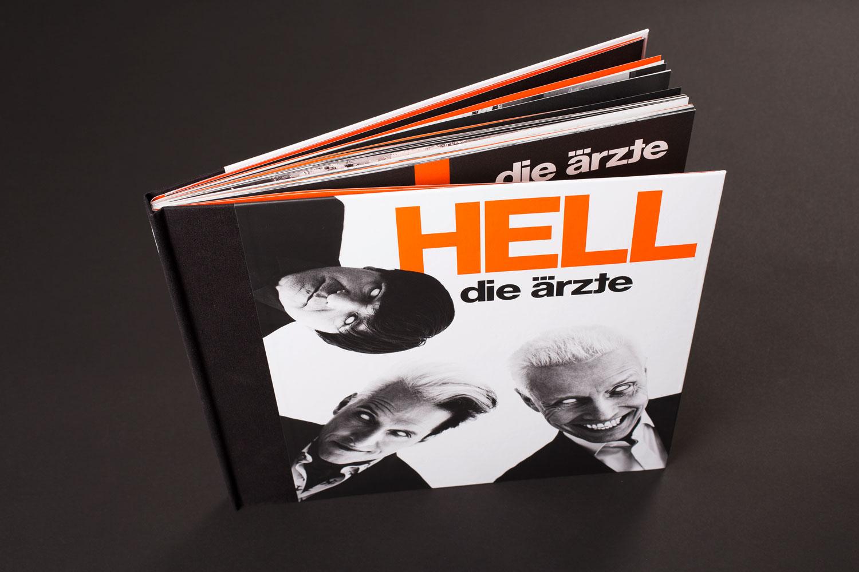 HELL Packshot Vinyl